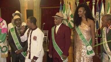 Nova diretoria do Conselho do Samba toma posse em Santos - Evento aconteceu no foyer do Teatro Coliseu.
