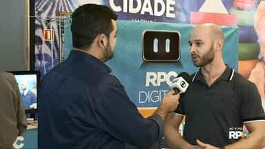 Maringá tem feirão digital no fim de semana - Você pode tirar dúvidas sobre como ter o sinal digital na TV