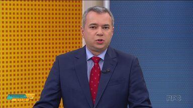 Batalhão da Polícia Militar em Piraquara registra segunda fuga em uma semana - A PM não informou a identidade do fugitivo.