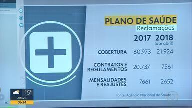 Lei que estabalece regras para planos de saúde completa 20 anos - Entrevista no estúdio com a advogada Kátia Rocha.