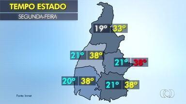 Veja como fica a previsão do tempo na sua cidade - Veja como fica a previsão do tempo na sua cidade