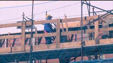 Construção civil lidera ranking em demissões no Piauí - Construção civil lidera ranking em demissões no Piauí