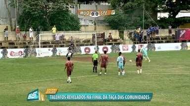 Talentos são revelados na final da Taça das Comunidades em Vila Velha, ES - O Muquiçaba levou a melhor no feminino e no masculino também.