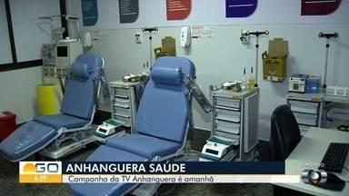 Anhanguera Saúde realiza campanha de doação de sangue - Faça sua boa ação.