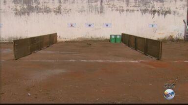 Primeiro ecoponto de Porto Ferreira começa a funcionar - Moradores podem descartar até um metro cúbico de entulho.