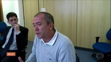 Delator de esquema de corrupção do ex-governador do RJ faz novas revelações - Carlos Miranda afirmou que a organização criminosa, comandada por Sérgio Cabral, usou até um helicóptero para transportar propina.