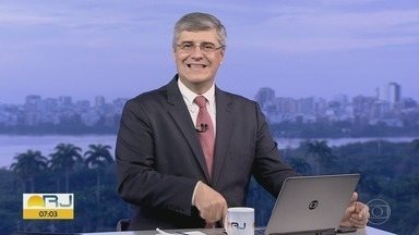 Bom Dia Rio - Íntegra 13 Junho 2018 - As primeiras notícias do Rio de Janeiro, apresentadas por Flávio Fachel, com prestação de serviço, boletins de trânsito e previsão do tempo.