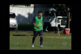 Keoma é integrado ao elenco do Remo - Volante trabalhou com o técnico Artur Oliveira no Bragantino-PA, no último Campeonato Paraense. Rodriguinho e Mimica avaliam confronto contra o Atlético-AC.