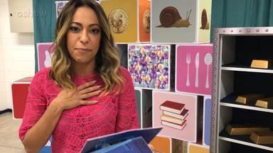 Descubra o segredo de Samantha Schmütz no 'Tamanho Família' - Confira!
