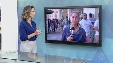 Após acidente de trânsito, homem agride professor em Manaus - Segundo testemunhas, agessor estaria sob efeito de álcool.