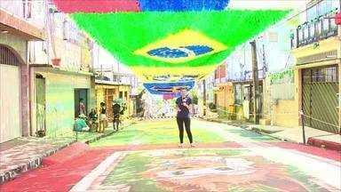 Às vésperas do início da Copa do Mundo, veja como está clima da torcida em Manaus - Mundial será disputado na Rússia.