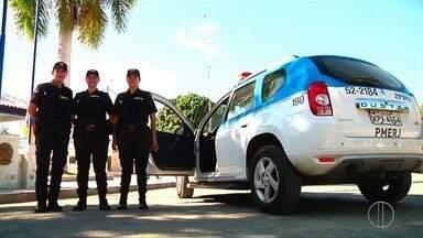 Batalhão da PM em Itaperuna, RJ, institui data de comemoração da policial feminina - Assista a seguir.