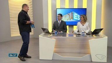 Comentarista do ES traz os destaques do esporte nesta quinta-feira (14) - Copa do Mundo foi assunto.