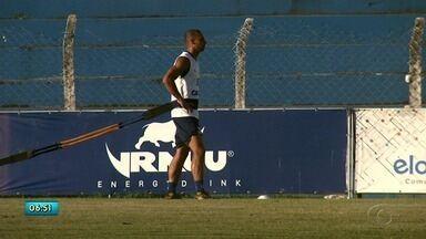 CSA embarca para jogo contra o Paysandú em Belém do Pará - Jogo será realizado sábado.