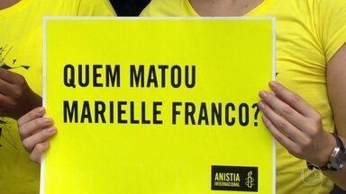 Morte de Marielle Franco e Anderson Gomes completa três meses - A vereadora e o motorista foram executados na Zona Norte do Rio.