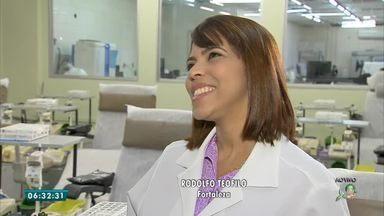 No Dia Mundial do Doador de Sangue, entenda a importância de doar - Saiba mais em g1.com.br/ce