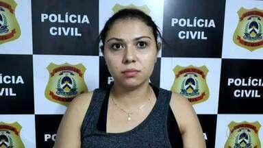 Casal é preso suspeito de tráfico de drogas - Casal é preso suspeito de tráfico de drogas