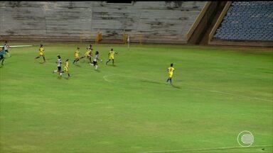 Tiradentes se despede da Série A2 com empate no Albertão - Tiradentes se despede da Série A2 com empate no Albertão