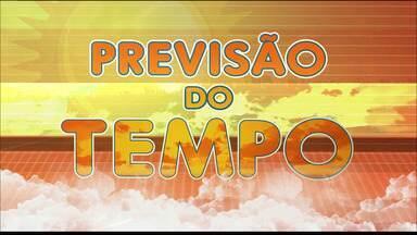 Veja a Previsão do Tempo para esta quinta-feira - Confira a previsão do tempo em João Pessoa.