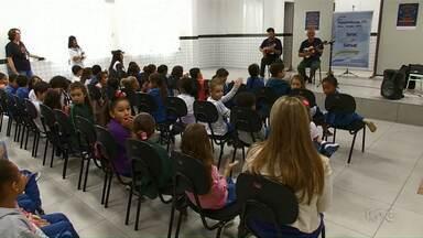 Femucic leva músicos para escolas de Maringá - O Festival de Música Cidade Canção começa hoje