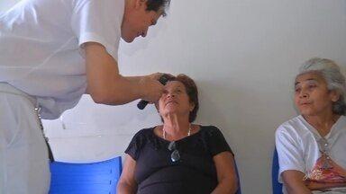 Juazeiro do Norte recebe mutirão para cirurgias de catarata - Confira mais notícias em g1.globo.com/ce