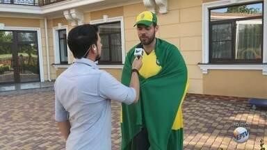 'Tô na Rússia': Conheça a cidade onde o Brasil enfrenta a Suiça neste domingo - Jogo acontece na cidade de Rostov.