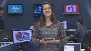 Confira os destaques do G1 desta sexta-feira - Mariana Bonora traz os destaques do G1 Bauru e Marília desta sexta-feira (15).