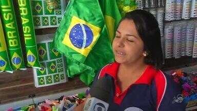 Nas ruas, vemos quem conhece o significado da bandeira do Brasil - Saiba mais em g1.com.br/ce
