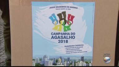 Campanha do agasalho faz mutirão em 8 cidades neste fim de semana - Haverá ações em Araraquara, São Carlos, São João da Boa Vista, Aguaí, Santa Rita do Passa Quatro, Divinolândia, Casa Branca e Santa Gertrudes.