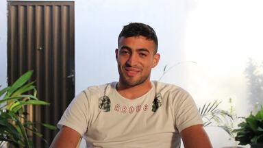 Everton conta sobre experiência inusitada no Bahrein - Jogador foi a um casamento típico do país e achou diferente