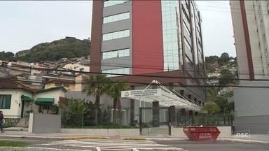 Adquirido por R$ 83 milhões, prédio da Alesc segue sem ocupação 6 meses após compra - Adquirido por R$ 83 milhões, prédio da Alesc segue sem ocupação 6 meses após compra