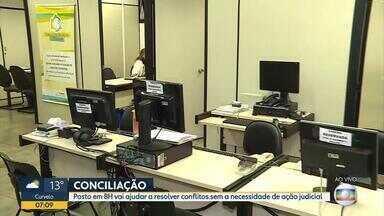 Posto em BH vai ajudar a resolver conflitos sem a necessidade de ação judicial - Atendimento vai ocorrer de segunda a sexta na Câmara Municipal de Belo Horizonte.