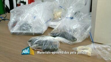 Polícia analisará materiais apreendidos com suspeito de mandar executar advogado - Crime foi dentro do escritório da vítima, em Presidente Venceslau.
