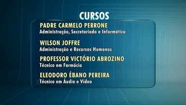 Mais de 500 vagas em cursos técnicos estão com inscrições abertas em Cascavel - Entre as áreas estão: Administração, Recursos Humanos e Informática.