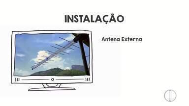 Sinal analógico de TV será desligado em Itaperuna, no RJ - Assista a seguir.