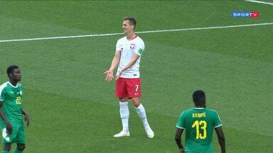 Polônia 1 x 2 Senegal - Melhores Momentos