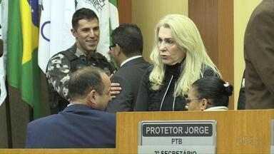 Nanci Rafain é suspensa da câmara por trinta dias - Durante esse período ela não irá receber salário como vereadora.