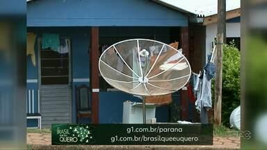 Moradores de Rio Bonito do Iguaçu podem participar da campanha Brasil que eu quero - É só gravar um vídeo contando o que esperam para o futuro do país.