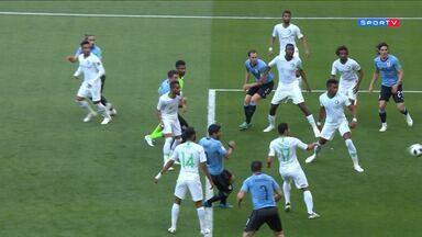 Uruguai 1 x 0 Arábia Saudita - Melhores Momentos