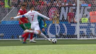 Portugal 1 x 0 Marrocos - Melhores Momentos