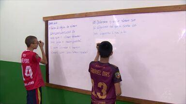 Estudantes do AM se destacam em Olimpíada de Matemática - 18 milhões de estudantes participaram de disputa.