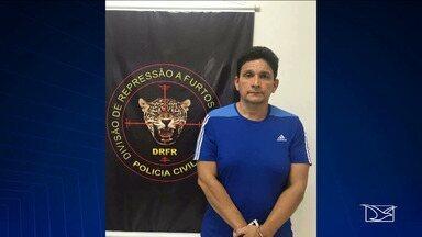 Polícia prende condenado por participação no assassinato do delegado Stênio Mendonça - O repórter Olavo Sampaio possui mais informações.