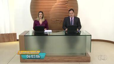Veja o que é notícia no Bom Dia Tocantins desta quinta-feira (21) - Veja o que é notícia no Bom Dia Tocantins desta quinta-feira (21)