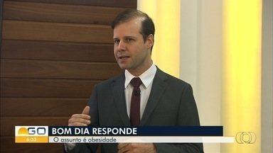 Médico tira dúvidas sobre obesidade - Marco Elísio de Castro responde a perguntas dos telespectadores sobre o tema.