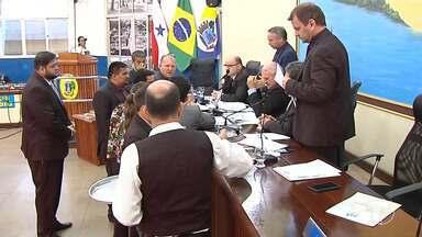Pedido de vista adia votação do PL de concessão de linhas de ônibus em Santarém - PL é de autoria do poder executivo e entrou em pauta de votação na terça-feira (20) na Câmara de Vereadores.