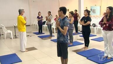 Meditação combate o estresse e proporciona mais qualidade na saúde mental - Meditação também melhora a concentração e foco, segundo especialistas da área.