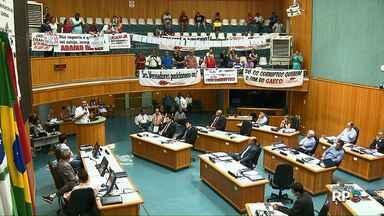 Trabalhos da Comissão Processante da Operação ZR-3 na Câmara serão retomados em Londrina - A determinação foi do Tribunal de Justiça do Paraná.