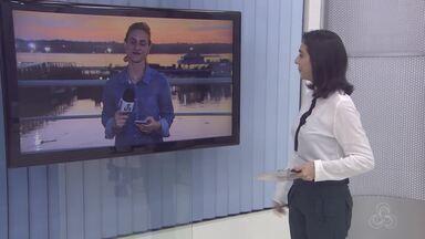Nova estrutura do porto do Cai N'água começa a ser utilizada - Karina Quadros