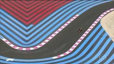 Fórmula 1 volta ao circuito de Paul Ricard, na França - Fórmula 1 volta ao circuito de Paul Ricard, na França