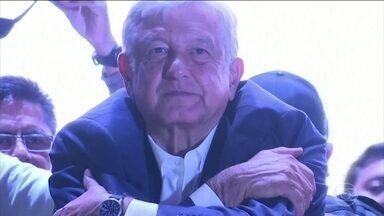 Andrés Manuel Lopez Obrador é o novo presidente do México - A vitória de Obrador no domingo é o resultado do cansaço do eleitor com o sistema político num ambiente de violência, corrupção e baixo crescimento.